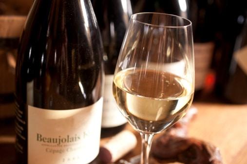Vin du beaujolais