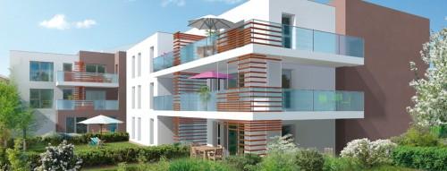Immobilier neuf : 3 programmes en construction en région Rhône-Alpes