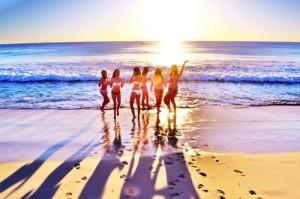 5 idées de séjours entre copines