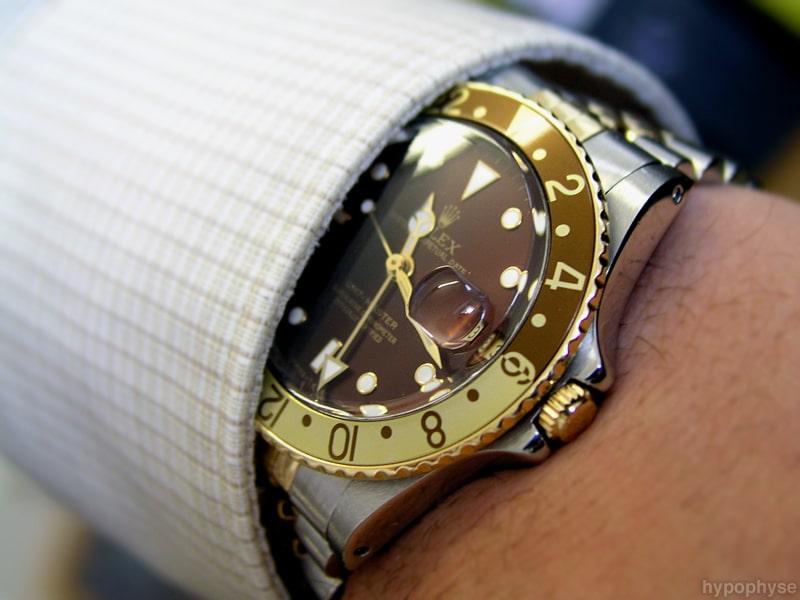 Comment prendre soin de sa montre Rolex?