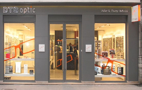Mon opticien à Lyon : DTS Optic