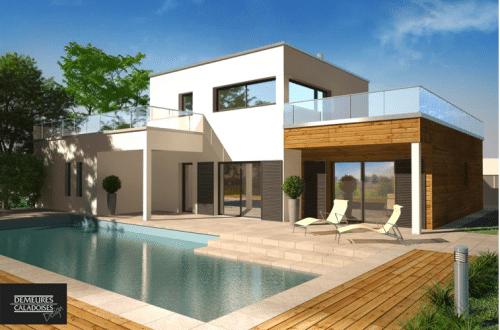 Maison design Bermudes