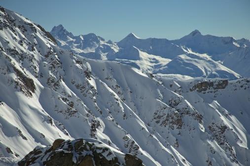 Les Alpes et l'économie de l'or blanc