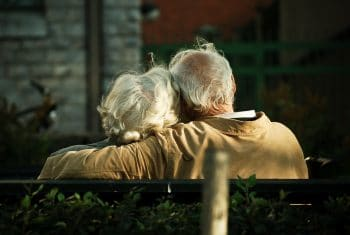 couple senior calin banc