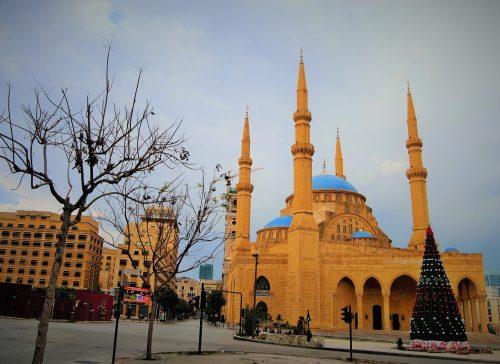 Aller à Beyrouth en avion