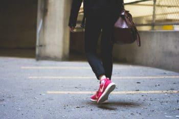 chaussures pour marcher en ville