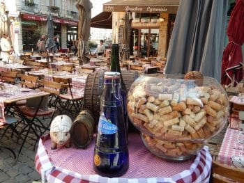 Bouchon lyonnais restaurant typique de lyon