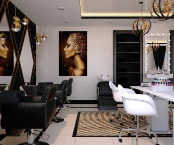 Salon de beauté et de coiffure