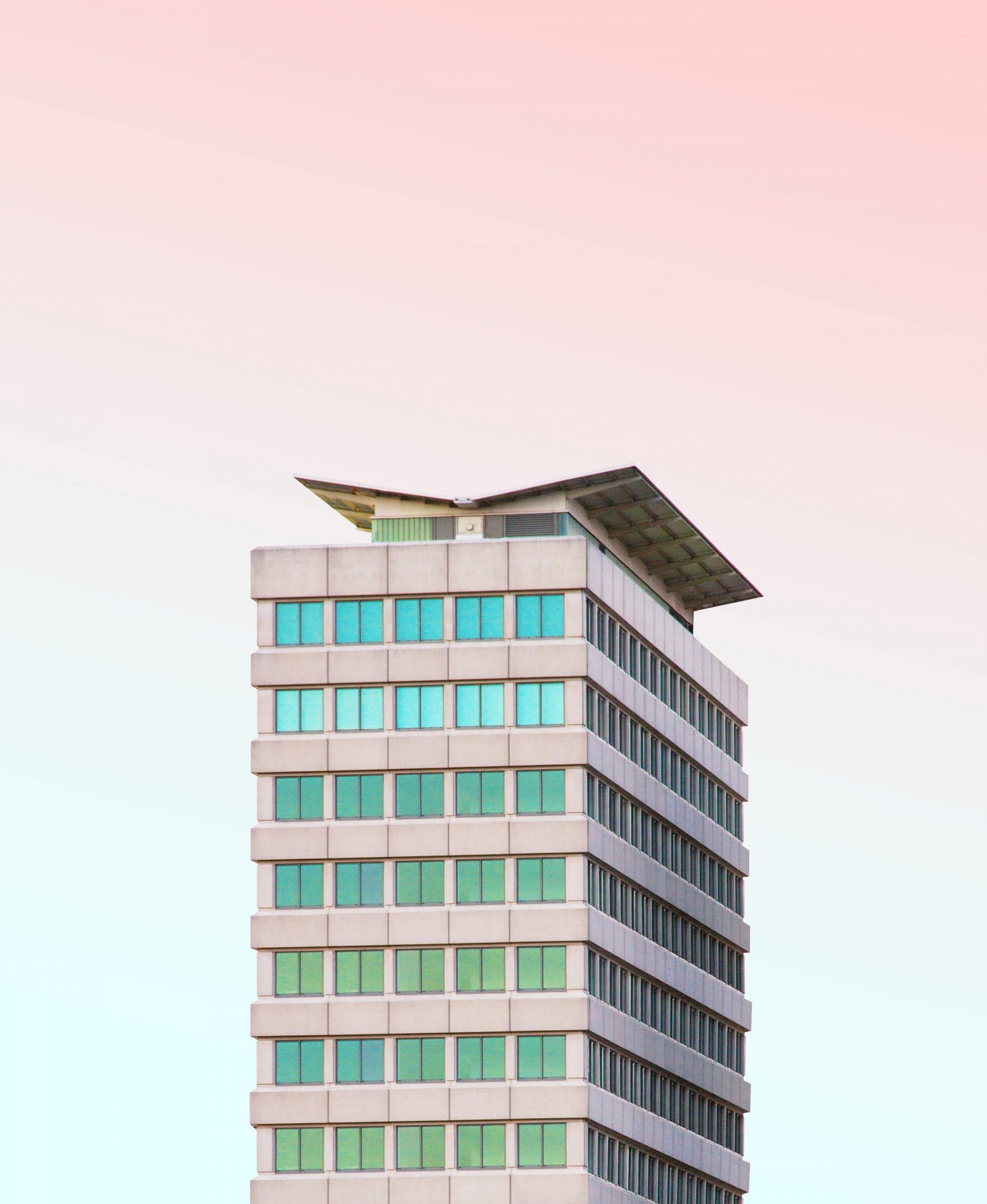 Un immeuble d'architecte