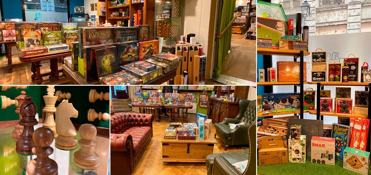 Archi Chouette : une chouette boutique de jeux et de jouets à Lyon
