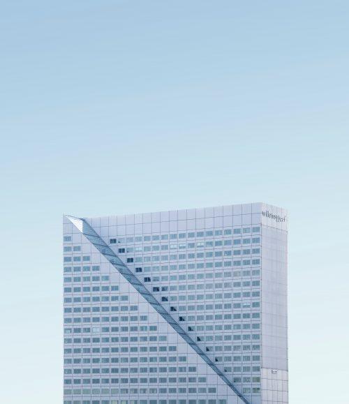 Un immeuble desing